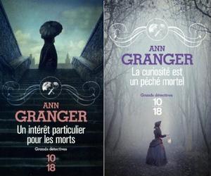 &quot&#x3B;Un intérêt particulier pour les morts&quot&#x3B; et &quot&#x3B; La curiosité est un péché mortel&quot&#x3B; , Ann Granger