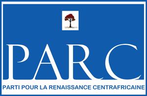 Le PARC condamne fermement le projet de partition de la Centrafrique