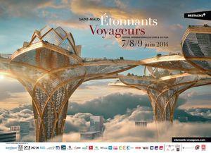 Étonnants Voyageurs 2014