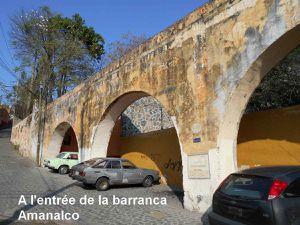Balade cuernavacense à la découverte des anciens aqueducs