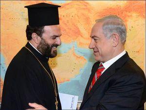 Benyamin Natanyahu soutient les Arabes chrétiens qui souhaitent s'enrôler dans l'armée.