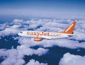 Vols &quot&#x3B;low cost&quot&#x3B;  Paris - Tel Aviv par Easy Jet.