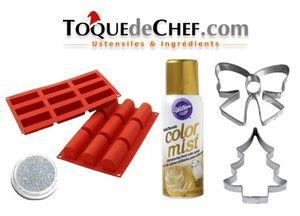 """Mon incroyable partenaire """"Toque de chef"""""""