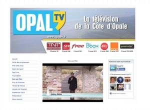 Mers-les-Bains sur OPAL TV, la télévision de la Côte d'Opale