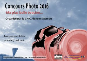CONCOURS PHOTOGRAPHIE - CHIC ALENCON-MAMERS