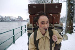 Turista repart sur les routes... Même la neige ne l'arrêtera pas !