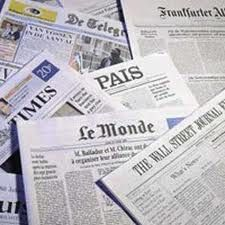 Revue de presse internationale du 31/05/2014