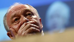 © Alessia PierdomenicoSource: Reuters L'ancien maire de Londres Ken Livingstone