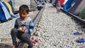 Dans le camp d'Idomeni, en Grèce, des milliers de migrants ont été coincés par la fermeture de la route des Balkans.  [Mario Fornasari/Flickr]
