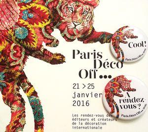 Paris déco off : les showrooms déco ouvrent leurs portes !