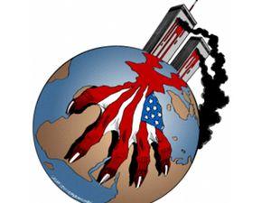 Le monde libre face au terrorisme américain