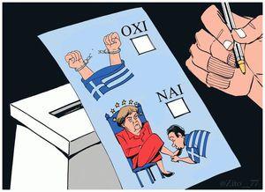 Yanis Varoufakis met en lumière les appétits des liquidateurs de la Grèce