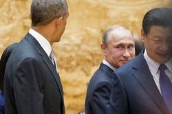 &quot&#x3B;Homme de pouvoir Poutine&quot&#x3B;, ou la propagande pétard mouillé allemande