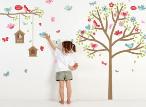 Kids Wall Stickers: Incarnate an Astonishing World for Kids