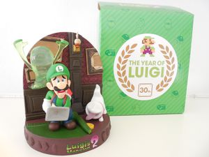 [Objet Collector] Diorama Luigi's Mansion 2 Club Nintendo