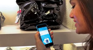 Macy's began using Apple iBeacon service in shops