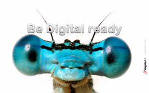 Be Digital ready !