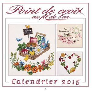 Calendrier 2015 : Point de croix magazine