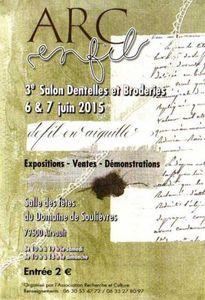 3ème salon Dentelles et Broderies