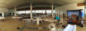 Vidéo de la construction - Semaine du 2 au 6 Juin 2014 - Partie 1/2