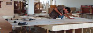 Vidéo de la construction - Semaine du 24 au 29 Août 2014