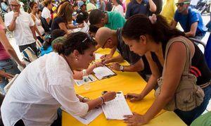 Venezuela : Irrégularités dans la demande de referendum révocatoire