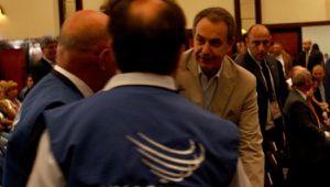 Venezuela : Zapatero arrive au Venezuela pour poursuivre le processus de dialogue