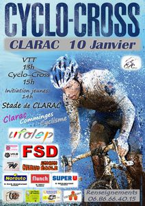 Clarac ce week-end