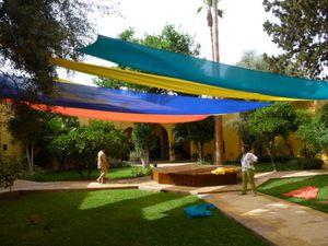 Riad  Denise MASSON un lieu ouvert au public