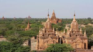 Birmanie vu par Margaux et Martin