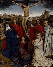 Hans Memling. Renaissance en Flandres. Hans Memling / Rinascimento fiammingo. Scuderie du Quirinal, Rome