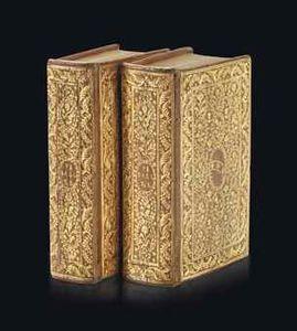 Livres et manuscrits de la bibliothèque de Jean A. Bonna. Vente chez Christie's Londres