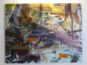 La peinture et la représentation effraient-t-elles ? Réponse à cent mètres du centre du monde, à Perpignan