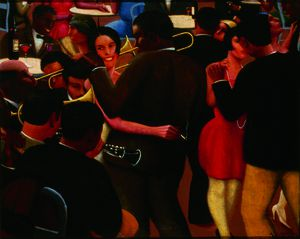 Archibald Motley au Whitney Museum of American Art. New York