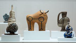 Picasso et la Sculpture. Museum of Modern Art. New York