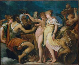 Schiavone chi ? Venise soulève le voile sur Andrea Meldola dit Schiavone entre Parmigianino, Tintoret et Titien. Splendeurs de la Renaissance à Venise
