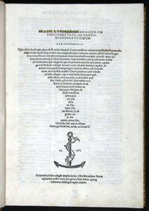 Aldo Manuzio. Et Venise devint la capitale de l'imprimerie - Aldo Manuzio. Il rinascimento di Venezia, capitale della tipografia