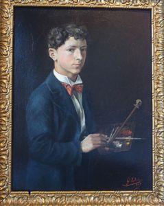 Gabriel Deluc, l'(in)connu grand peintre de Saint-Jean- de-Luz