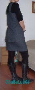 Nouvelle transformation à partir d'un pantalon COP !