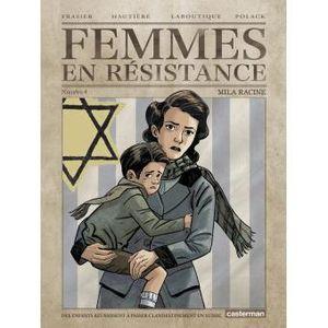 Mila Racine, une &quot&#x3B;femme en résistance&quot&#x3B; encore trop méconnue