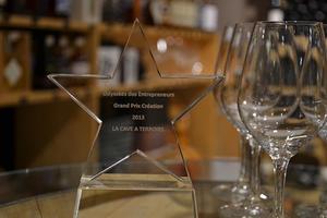 1er Prix de la Création d'Entreprise du Bas-Rhin 2013