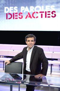 Emission spéciale &quot&#x3B;Des paroles et des actes : après le choc&quot&#x3B; ce soir sur France 2