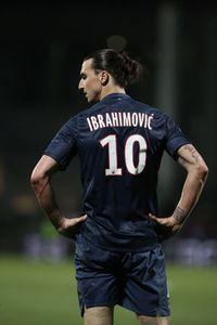 Zlatan (Crédit photo : Alex Martin / L'Équipe)