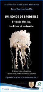 Exposition cet été aux Ponts de Cé, D. Coignard et E. Dupont