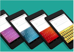 SwiftKey Keyboard pour Android devient gratuit