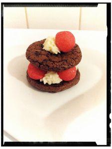 cookies double choc tagada