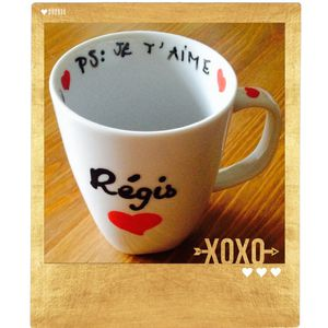 Do It Yourself : un mug pour dire &quot&#x3B;I Love You&quot&#x3B;