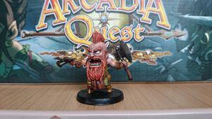 Début de l'APO Arcadia Quest et Premier cour d'aéro