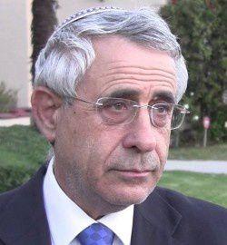 Professeur Mordechai Kedar