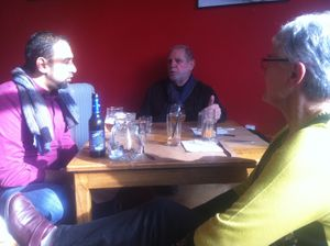 Rencontre avec l'Association France Palestine